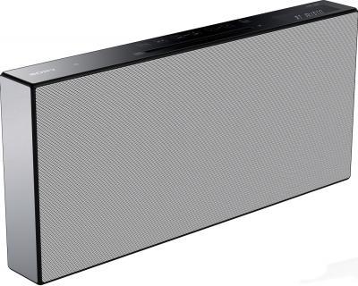 Портативная акустика Sony CMT-X5CD (белый) - общий вид