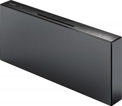 Микросистема Sony CMT-X5CD (черный) - общий вид