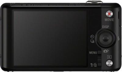 Компактный фотоаппарат Sony Cyber-shot DSC-WX220 - вид сзади