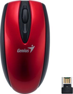 Мышь Genius Mini Navigator (Red) - общий вид