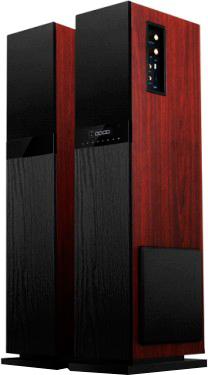 Мультимедиа акустика F&D T80U (Black) - общий вид