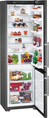 Холодильник с морозильником Liebherr CNPbs 4013 - в открытом виде