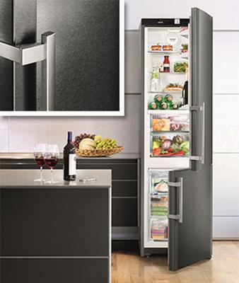 Холодильник с морозильником Liebherr CNPbs 4013 - в интерьере