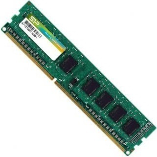 Оперативная память DDR3 Silicon Power 4GB DDR3 PC3-12800 (SP004GBLTU160V02)