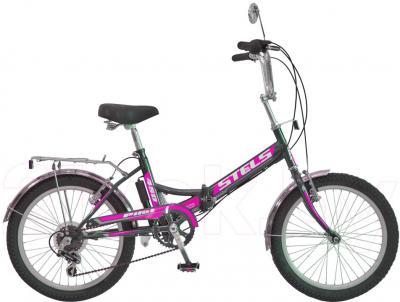 Велосипед Stels Pilot 450 (Purple-Pink) - общий вид