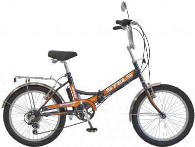 Велосипед Stels Pilot 450 (Gray-Orange) - общий вид