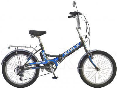 Велосипед Stels Pilot 450 (Dark Blue) - общий вид