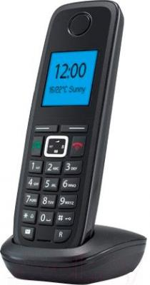 IP-телефония Gigaset A510 IP (Black) - общий вид