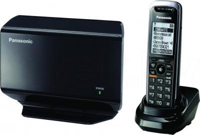 IP-телефония Panasonic KX-TGP500B09 - общий вид
