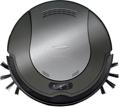 Робот-пылесос Philips FC8802/01 - вид сверху
