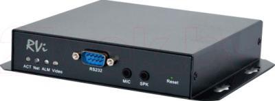 Видеосервер RVi IPS4100A - общий вид