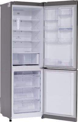 Холодильник с морозильником LG GA-B419SMQZ - в открытом виде