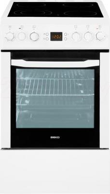 Кухонная плита Beko CSE57301GW - общий вид