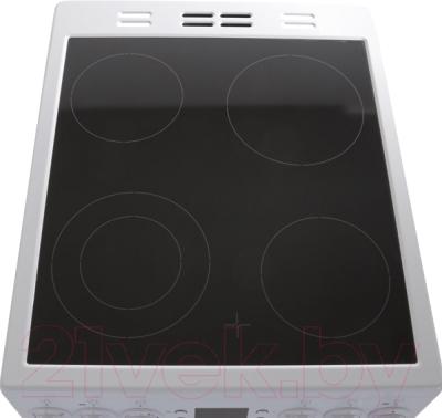 Кухонная плита Beko CSE57301GW