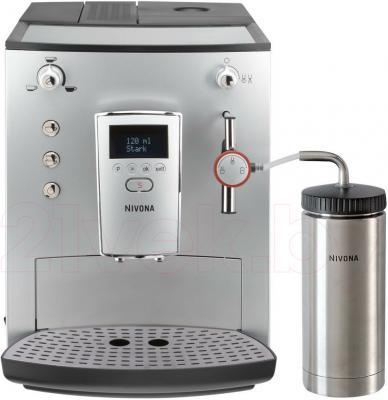 Термос для молока Nivona NICT500 - подключение к кофемашине