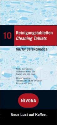Чистящие таблетки для кофемашины Nivona NIRT701 - общий вид