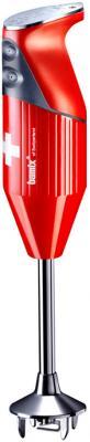 Блендер погружной Bamix M200 SwissLine (Red) - общий вид