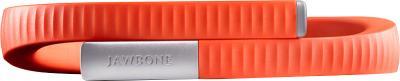 Фитнес-трекер Jawbone Up24 (L, оранжевый) - общий вид