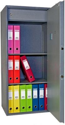 Мебельный сейф SAFEtronics NTL-120ME - с открытой дверью