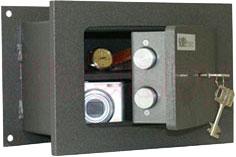 Встраиваемый сейф SAFEtronics STR 14M - общий вид
