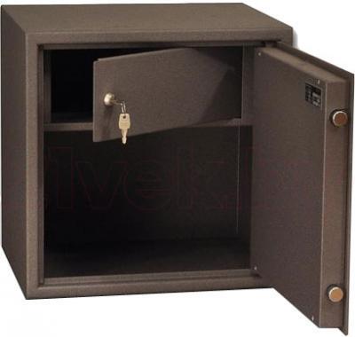 Мебельный сейф SAFEtronics 43Мs - внутри