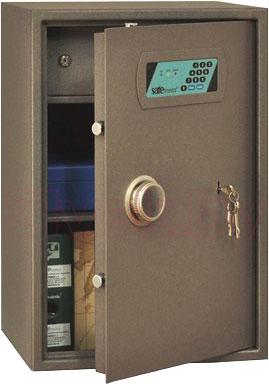 Мебельный сейф SAFEtronics 65МЕ - общий вид