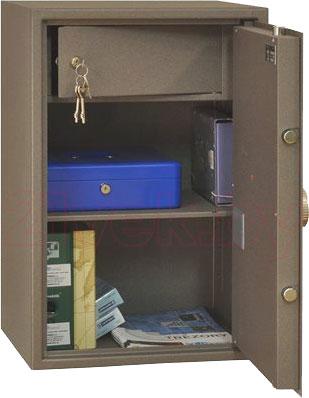 Мебельный сейф SAFEtronics 65МЕ - внутри