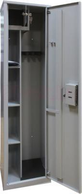 Оружейный сейф Эком РШЛ 140/3Т - с открытой дверью