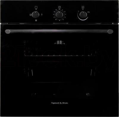 Газовый духовой шкаф Zigmund & Shtain BN 20.504 B - общий вид
