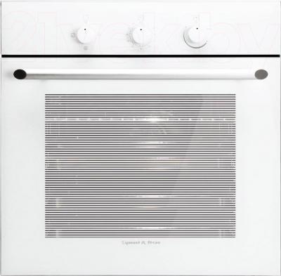 Газовый духовой шкаф Zigmund & Shtain BN 20.504 W - общий вид
