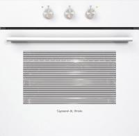 Электрический духовой шкаф Zigmund & Shtain EN 152.911 W -