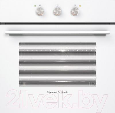 Электрический духовой шкаф Zigmund Shtain EN 152.911 W