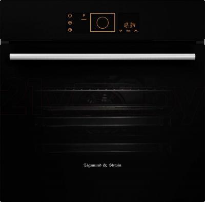 Электрический духовой шкаф Zigmund & Shtain EN 142.921 S - общий вид