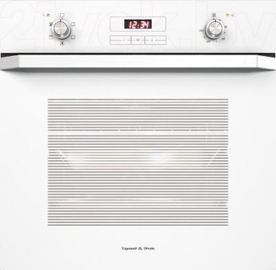 Электрический духовой шкаф Zigmund & Shtain EN 59.512 W - общий вид