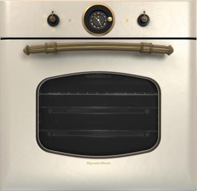Электрический духовой шкаф Zigmund & Shtain EN 112.511 X - общий вид