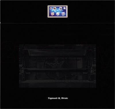 Электрический духовой шкаф Zigmund & Shtain EN 172.921 B - общий вид