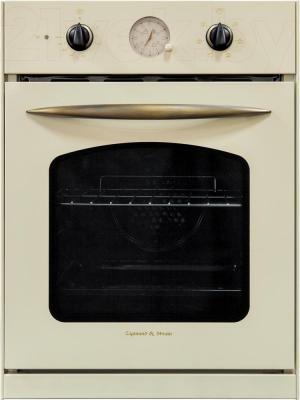 Электрический духовой шкаф Zigmund & Shtain EN 182.512 X - общий вид