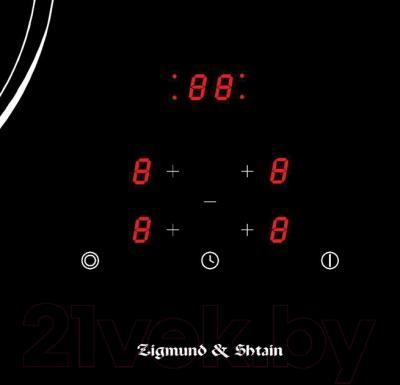 Электрическая варочная панель Zigmund & Shtain CNS 159.60 BX