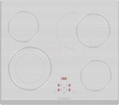 Электрическая варочная панель Zigmund & Shtain CNS 159.60 WX - общий вид