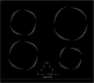 Индукционная варочная панель Zigmund Shtain CIS 179.60 BX - общий вид