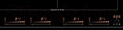 Индукционная варочная панель Zigmund Shtain CIS 444.60 BK