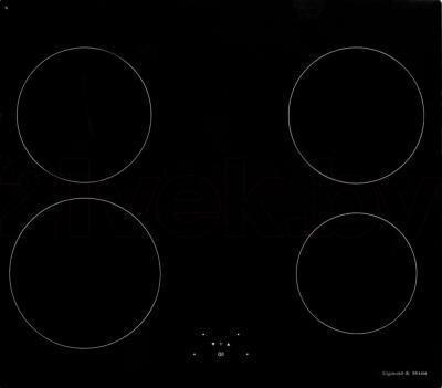 Индукционная варочная панель Zigmund & Shtain CIS 027.60 BX - общий вид