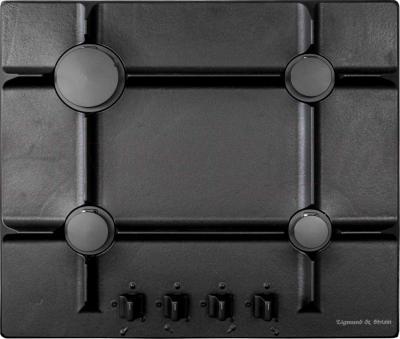 Газовая варочная панель Zigmund & Shtain GN 11.61 B - общий вид