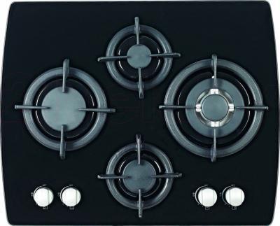 Газовая варочная панель Zigmund & Shtain MN 24.61 B - общий вид