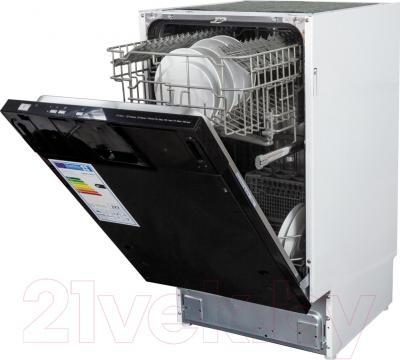 Посудомоечная машина Zigmund & Shtain DW 39.4508 X