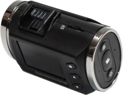 Автомобильный видеорегистратор Видеосвидетель 3510 FHD G (+ чехол) - общий вид