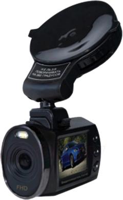 Автомобильный видеорегистратор Видеосвидетель 3510 FHD G (+ чехол) - с креплением