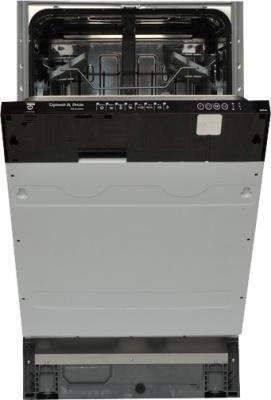 Посудомоечная машина Zigmund & Shtain DW 69.4508 X - общий вид