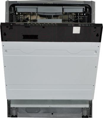 Посудомоечная машина Zigmund & Shtain DW 69.6009 X - общий вид