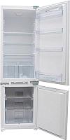 Встраиваемый холодильник Zigmund & Shtain BR 01.1771 SX -
